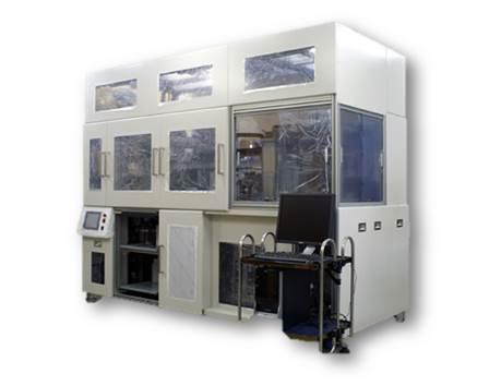 自動濃度計算機能対応 粉体・HPLC分析前処理システムINT1000
