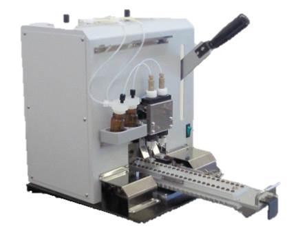 シームレスカプセル手動式穴あけ吸引装置 INT200